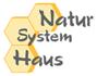 Blockhaus von Natur-Systemhaus | Finnlog Blockhaus Logo